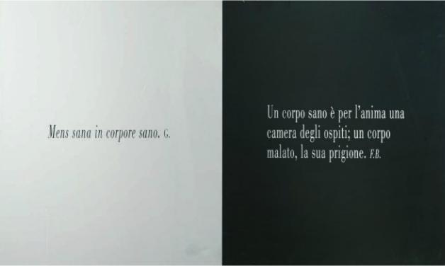 Joseph Kosuth-Mens Agitat Molem-2003