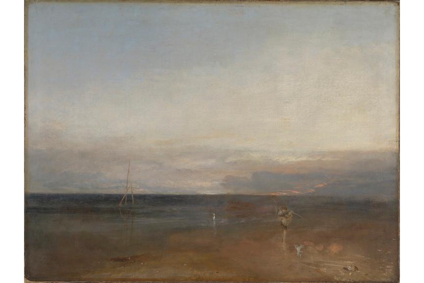 Joseph Mallord William Turner - The Evening Star