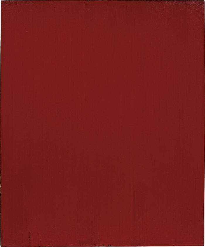 Joseph Marioni-Red Painting-2001