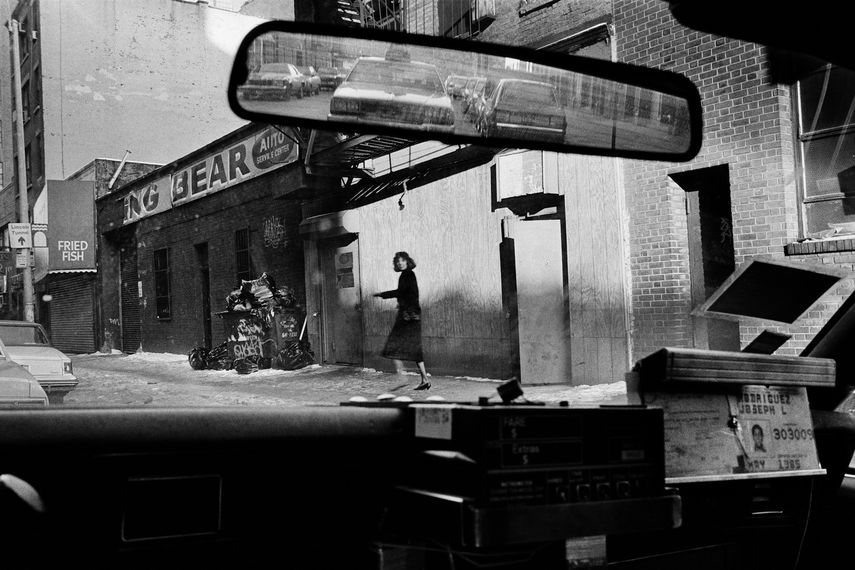 Joseph Rodriguez - 220 West Houston Street, 1984 at Paris Photo in November at Grand Palais
