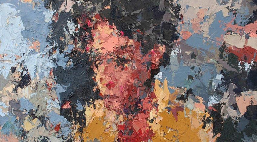 Joshua Meyer - On Balance, 2014 - detail