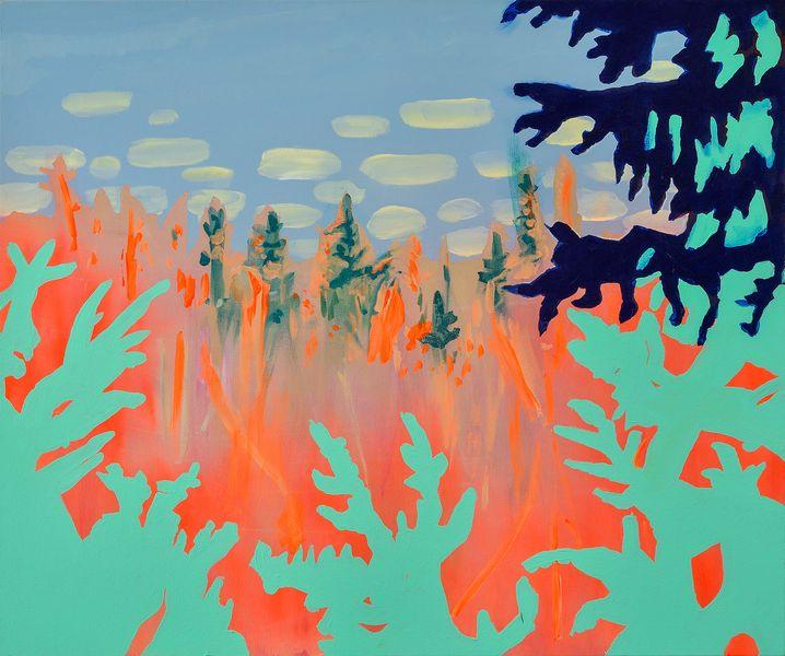 Josiane Lanthier - Le ciel c'est le fleuve