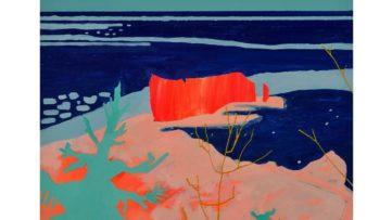 Josiane Lanthier - Les sapins vibrent et la mer est sauvage