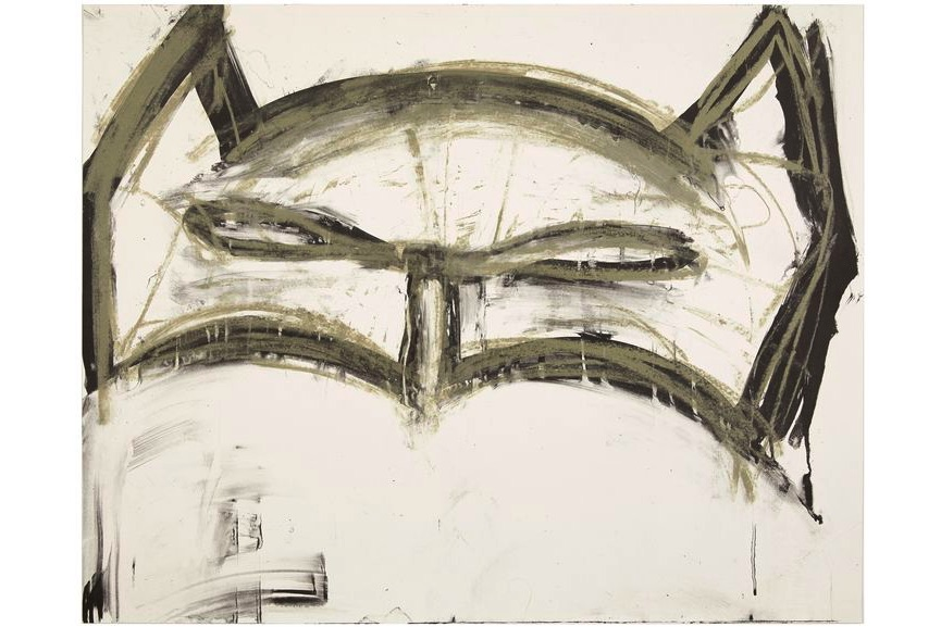 Joyce Pensato - Margate Batman, 2019