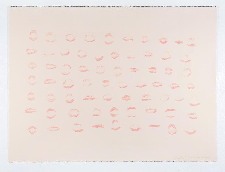 Joyce Wieland - O Canada, 1970