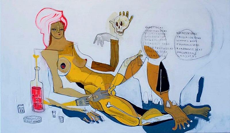 Juan Arata - A Life or Death situation, 2013