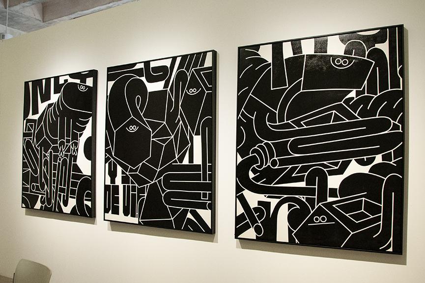Juan Diaz-Faes Urvanity Art 2020