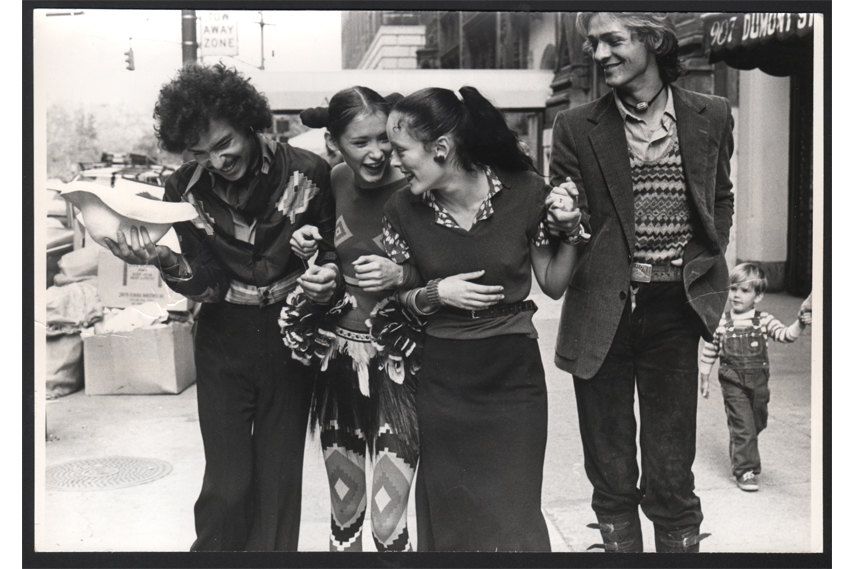 Juan Ramos, Antonio, Cathee Dahmen, Jane Forth, Corey Tippin, 1965, NYC