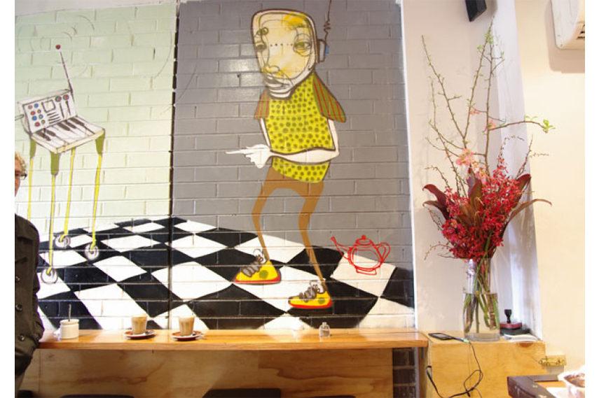 Juddy Roller Interior - via Broadsheet com au
