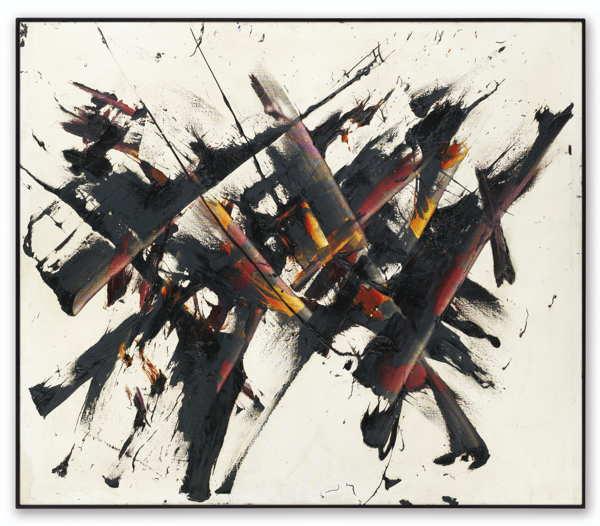 Judit Reigl-Eclatement-1956