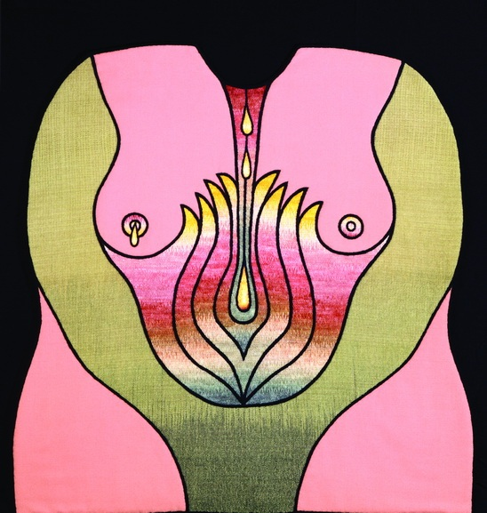 Judy Chicago - Birth Power