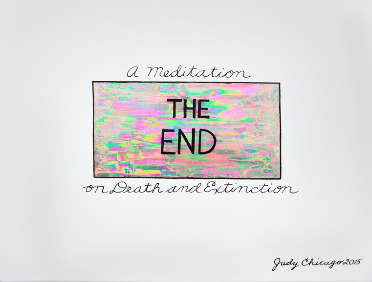 Judy Chicago - Title Panel