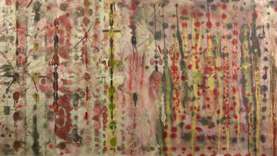Judy Pfaff - Turkey Red, 1997 (detail)