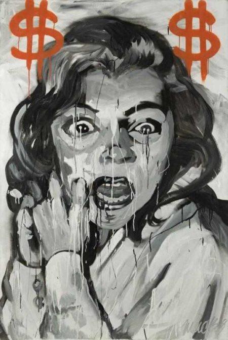 Jules Muck-Money Scare Marilyn-2010