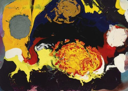 Jules Olitski-With Love And Disregard - Rapture Blessing-2002