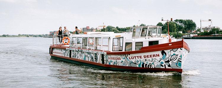 Julia Benz - Lütte Deern, 2014