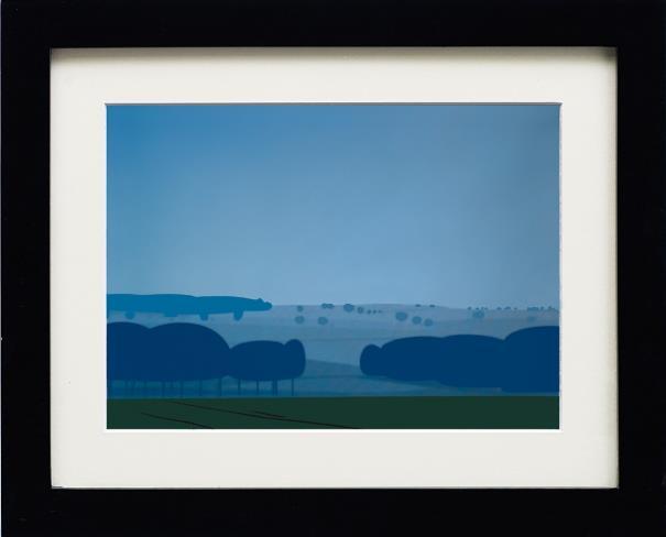 Julian Opie-View from my Bedroom Window-2007