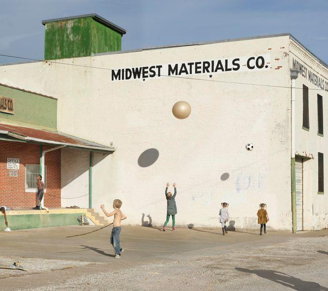 Julie Blackmon - Midwest Materials, 2018