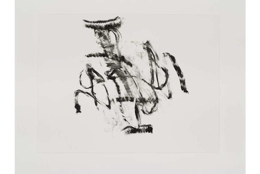 Julie Mehretu - Untitled, 2018