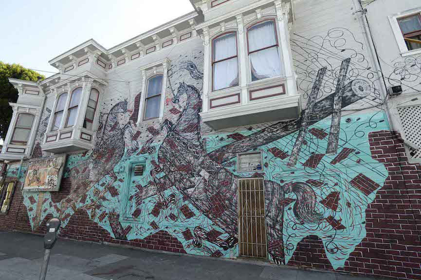 Converse graffiti