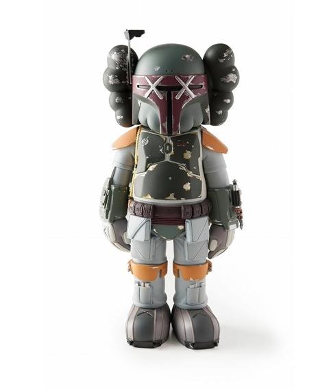 KAWS-Boba Fett Star Wars (KAWS version)-2013