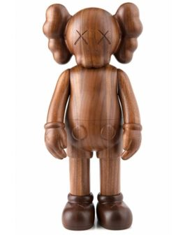 KAWS-Companion (Karimoku Version)-2011