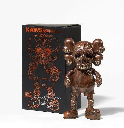 KAWS-Companion (Pushead Version)-2005