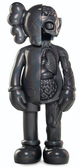 KAWS-Original Fake Companion (Bronze, Grey)-2006
