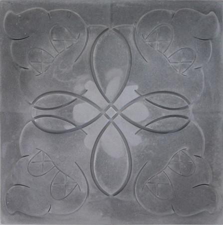 KAWS-Original Fake Tile (Grey)-2006
