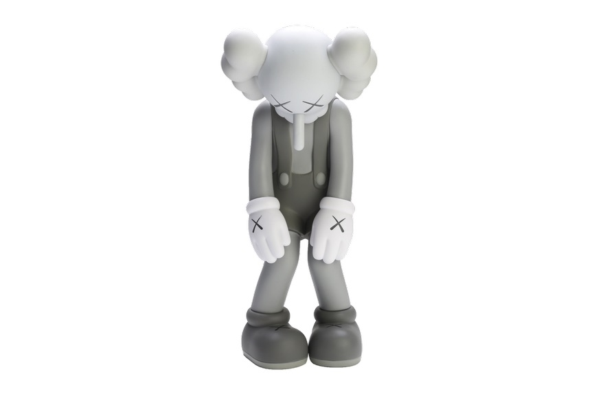 KAWS - Small Lie (Grey), 2017