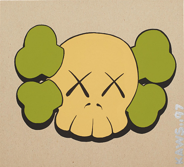 KAWS-Untitled-1997