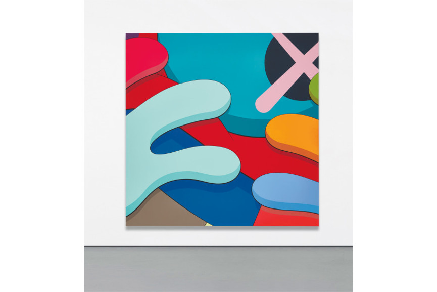 KAWS - Untitled, 2015