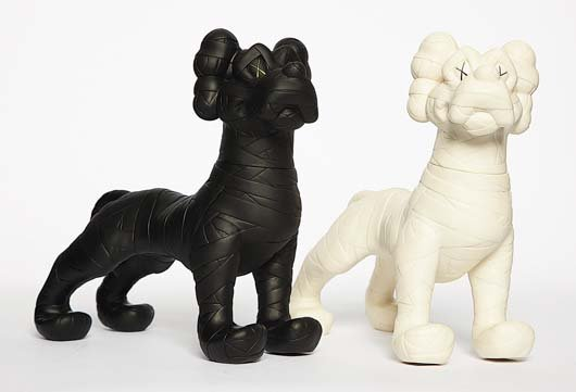 KAWS-Zooth the Dog-2007
