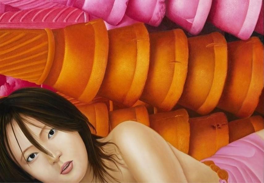 Kaho Nakamura - Cornetto, 2008