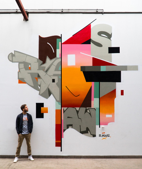 Kai Raws Imhof - Wandelism, 2018