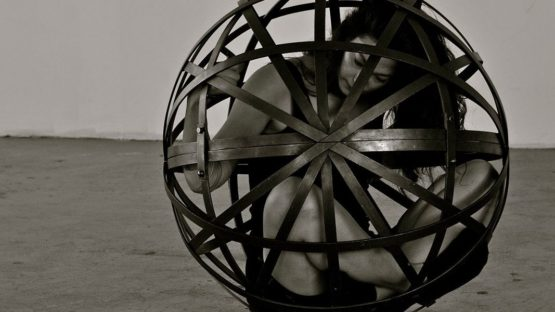 Kalliopi Lemos - The sphere  - Photo Credits The Wallpaper