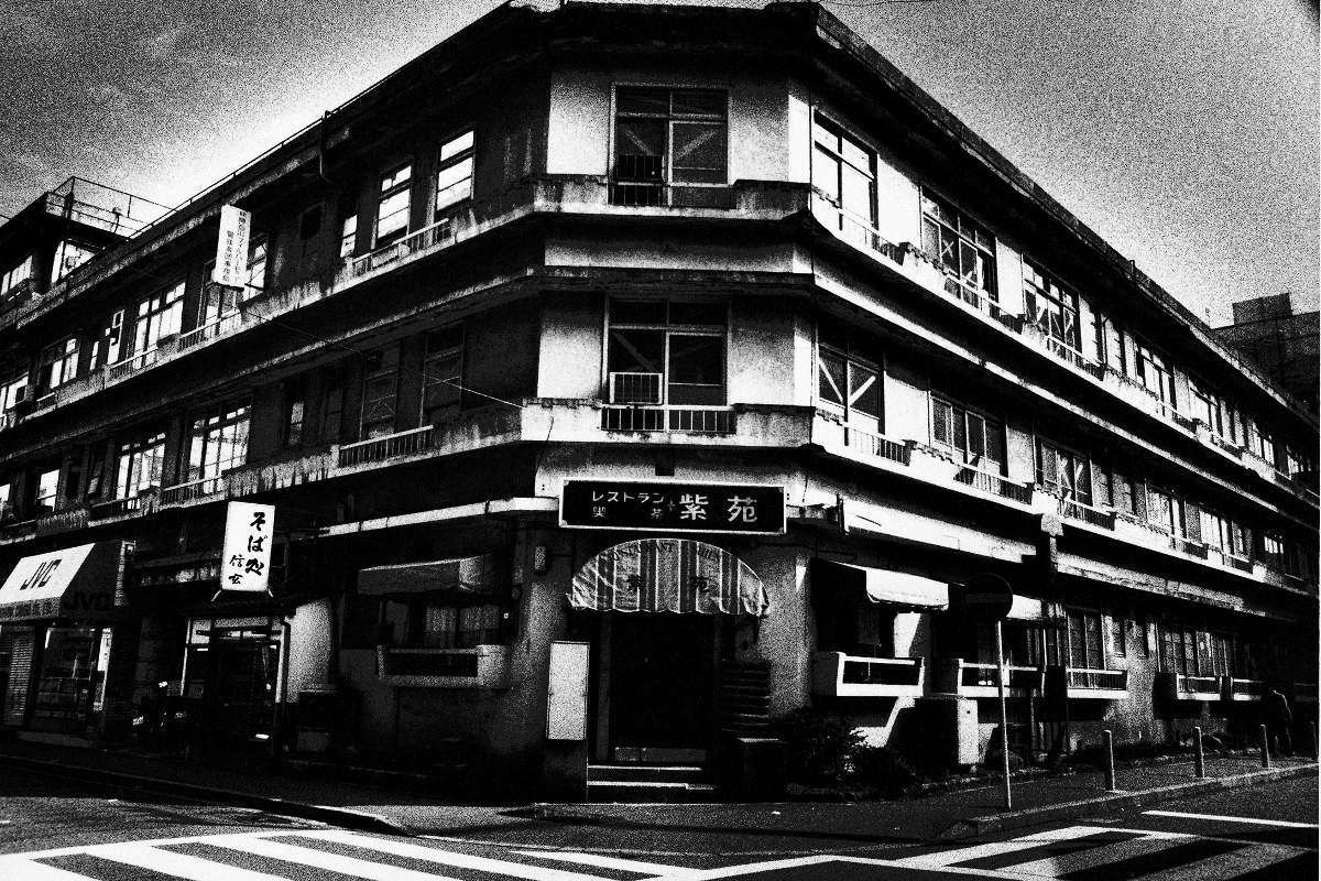 Ishiuchi Miyako - Gorakuso #2, 1986-87