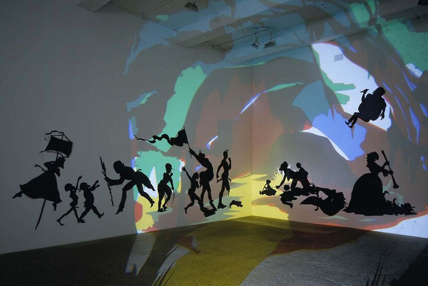 shadow like installations