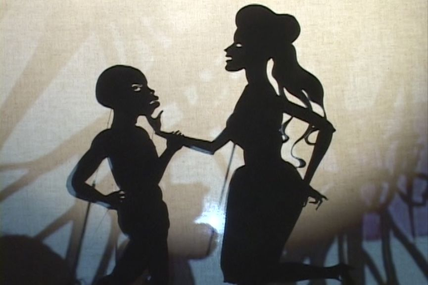 Kara Walker - Miss Pipi, 2011