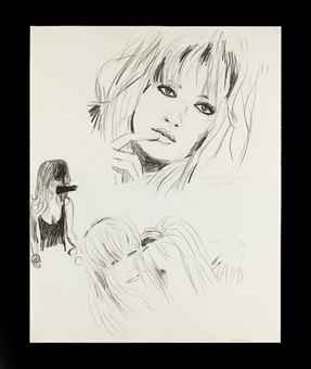 Karen Kilimnik-Says Holly of Ex-Beau-1987