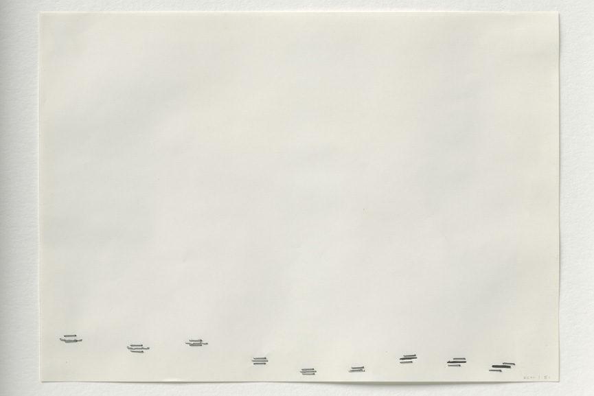 George Stoll - Untitled (9 pack orange), 1998, © George Stoll