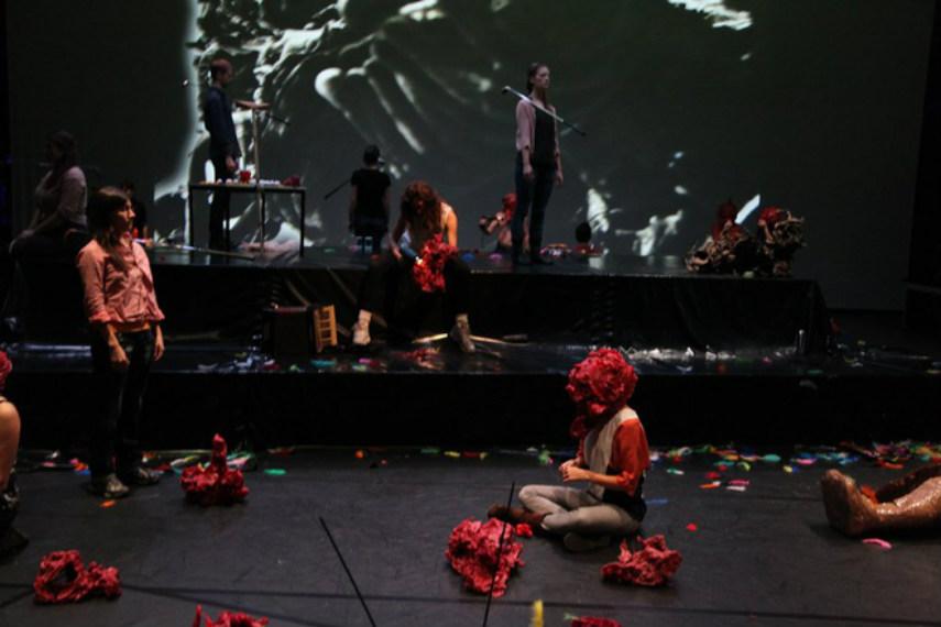 Karl Karner - Performance Grunwachs Ein, 2012