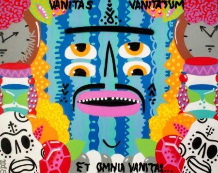 Kashink-Vanitas, Vanitatum Et Omnia Vanitas-2015