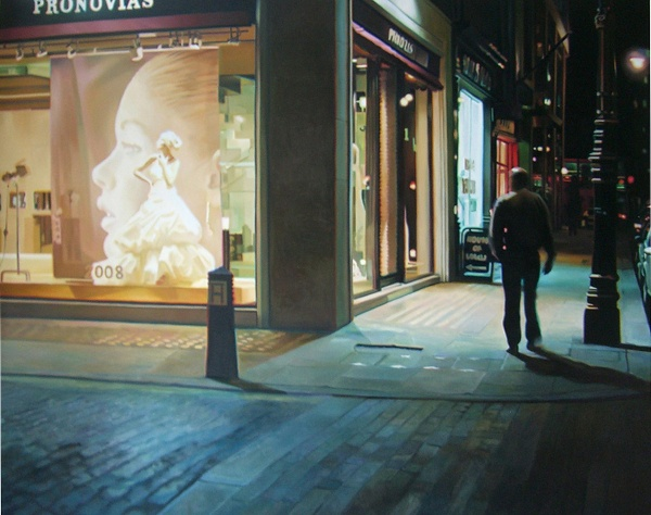 Kate Waters - Bond Street, 2008 - Image Copyright Aeroplastics