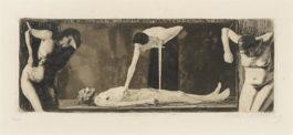 Kathe Kollwitz-Aus vielen Wunden blutest du, o Volk-1897