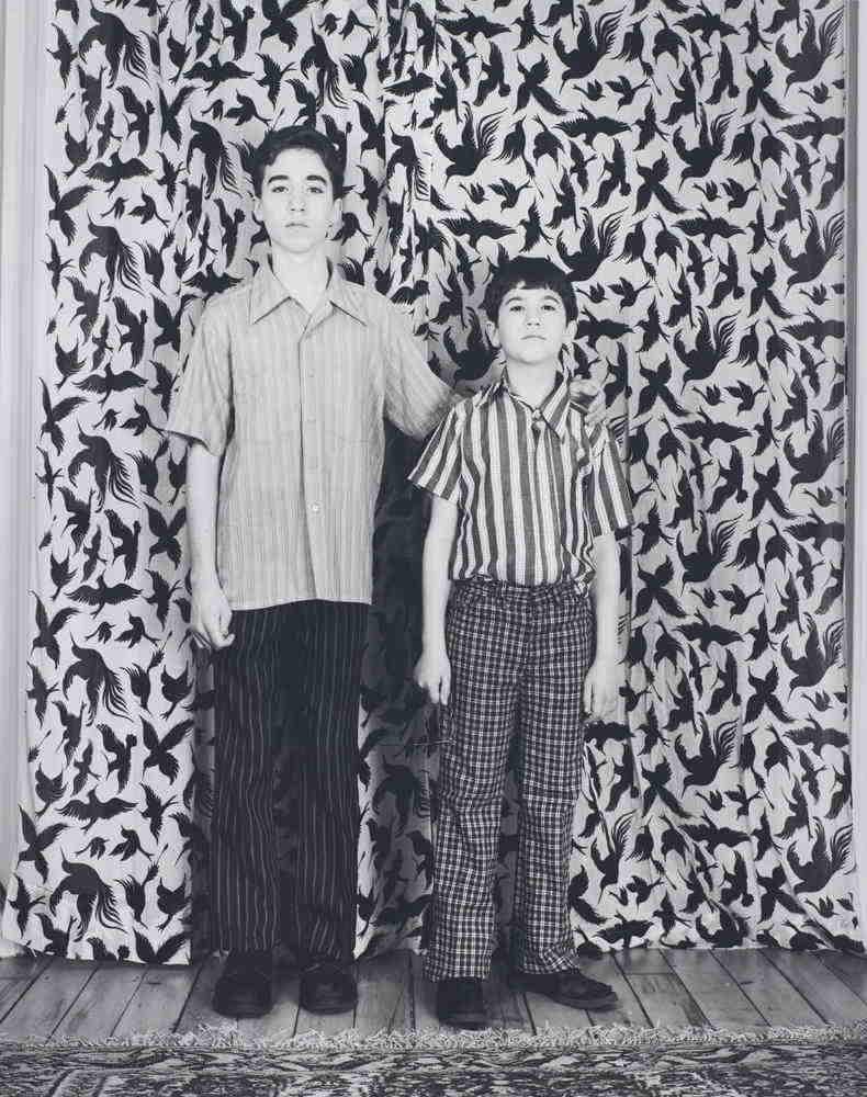 Katy Grannan-Michael and Evan, Redhook NY-2003