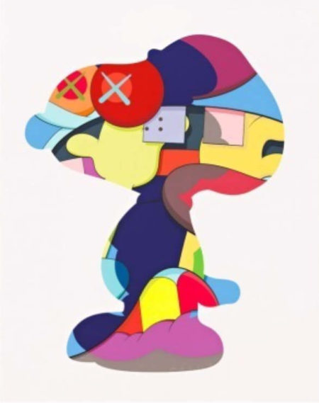 KAWS-No One's Home-2015
