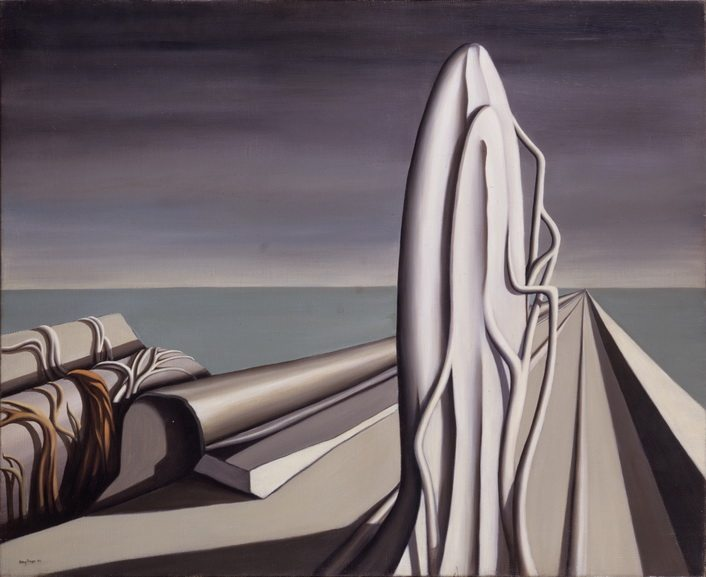 Kay Sage - At the Appointed Time