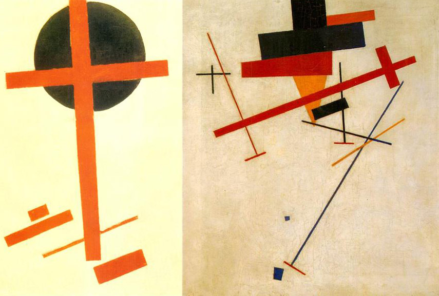 Avant Garde art definition and paintings