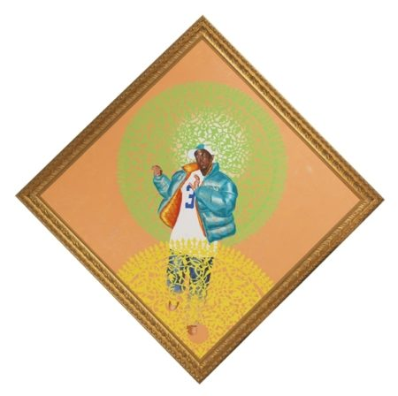 Kehinde Wiley-Easter Realness #6-2004
